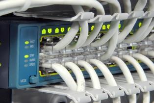 Netzwerkverkabelung