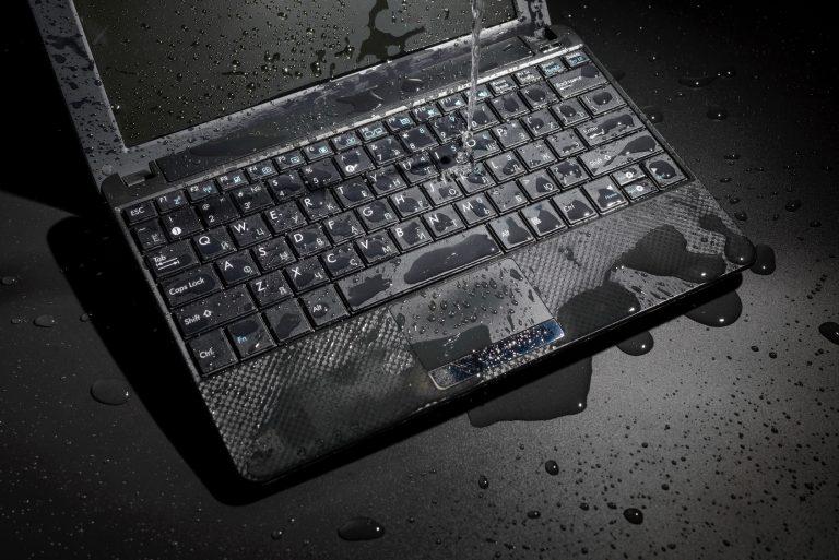 Notebook-Tastatur Austausch