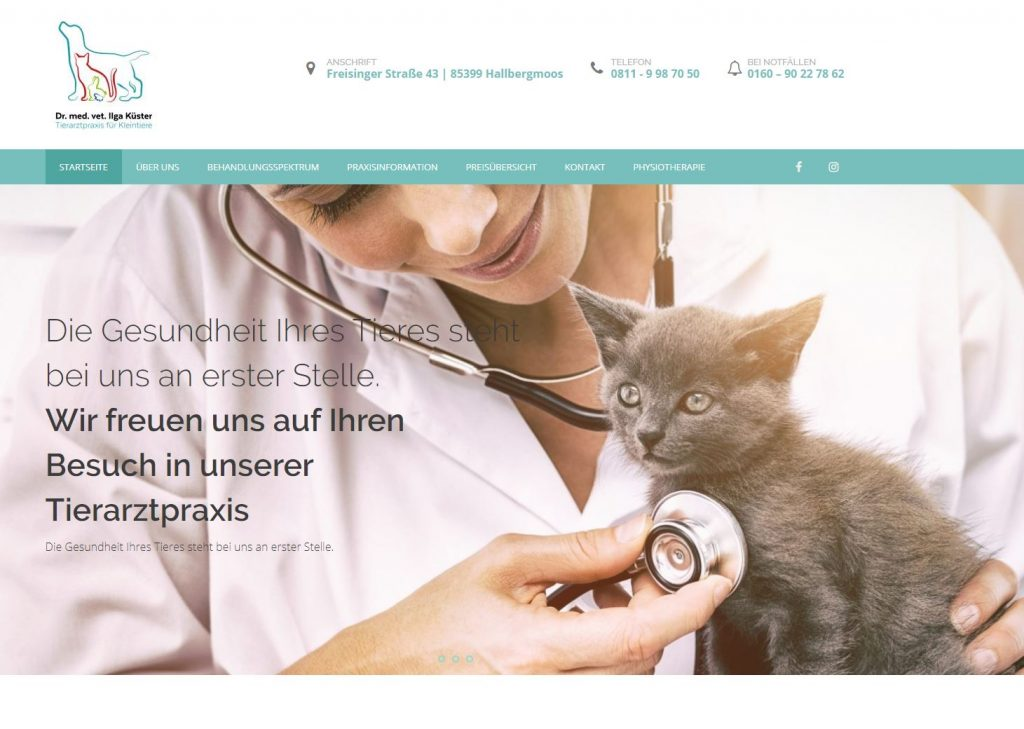 Tierarztpraxis Ilga Küster